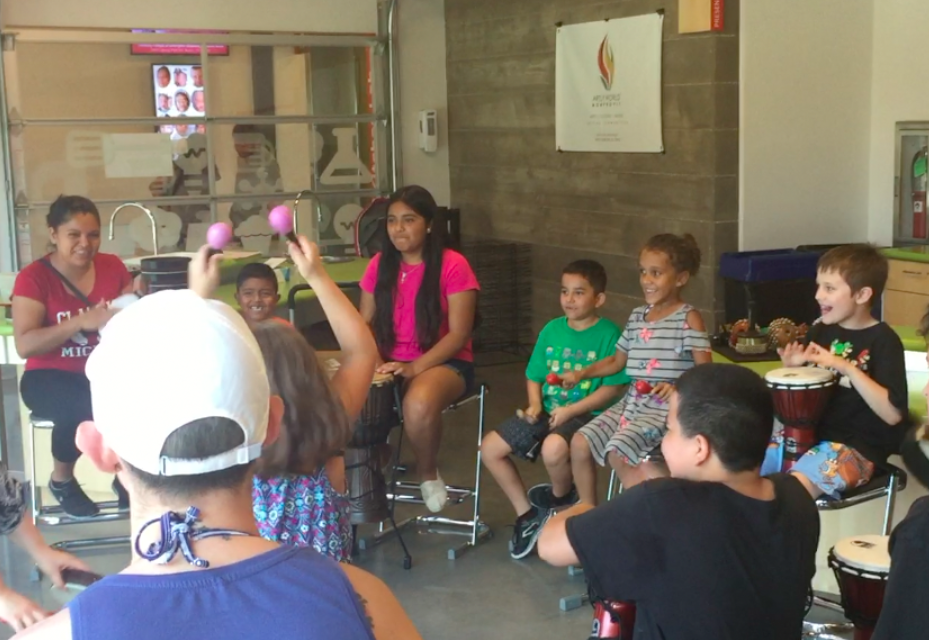 Free Family Fun Culture and Music Program